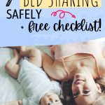 7 facts about bed sharing with baby safely