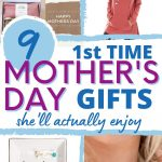 1st time mothers day gift ideas