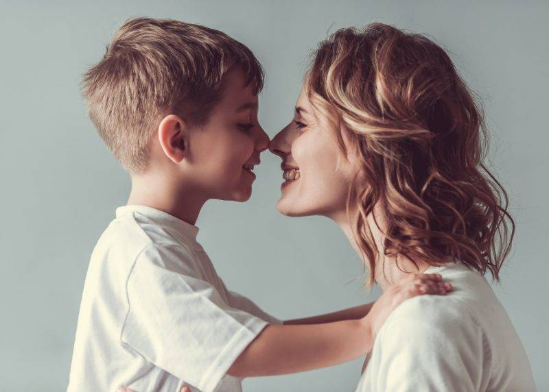 what are the qualities of a good mother