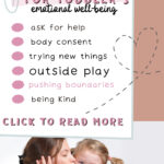 healthy habits for toddlers emotional well being