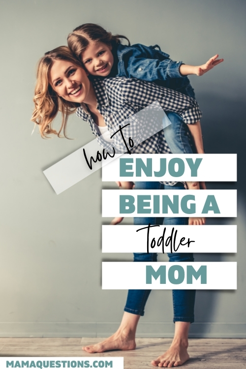 how to enjoy being a mom pinterest
