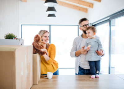 10 Tips To Prepare Your Toddler For The Move