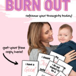 mom affirmationsn for burn out